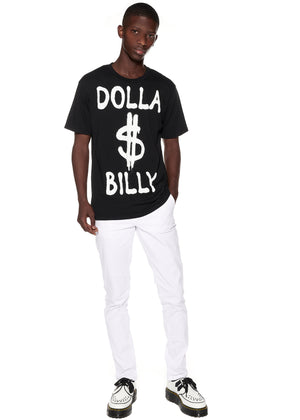 """DOLLA BILLY"" T-SHIRT - Men's Tops - Libertine"