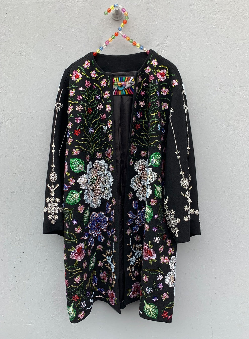 'LIBERTINE GARDEN' OPERA COAT - COATS - Libertine