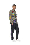 """MOTO LIB"" VINTAGE FRENCH MILITARY JACKET - Men's Jackets & Coats - Libertine"