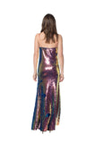 """ROSSINI RHAPSODY"" LONG SLIP DRESS"
