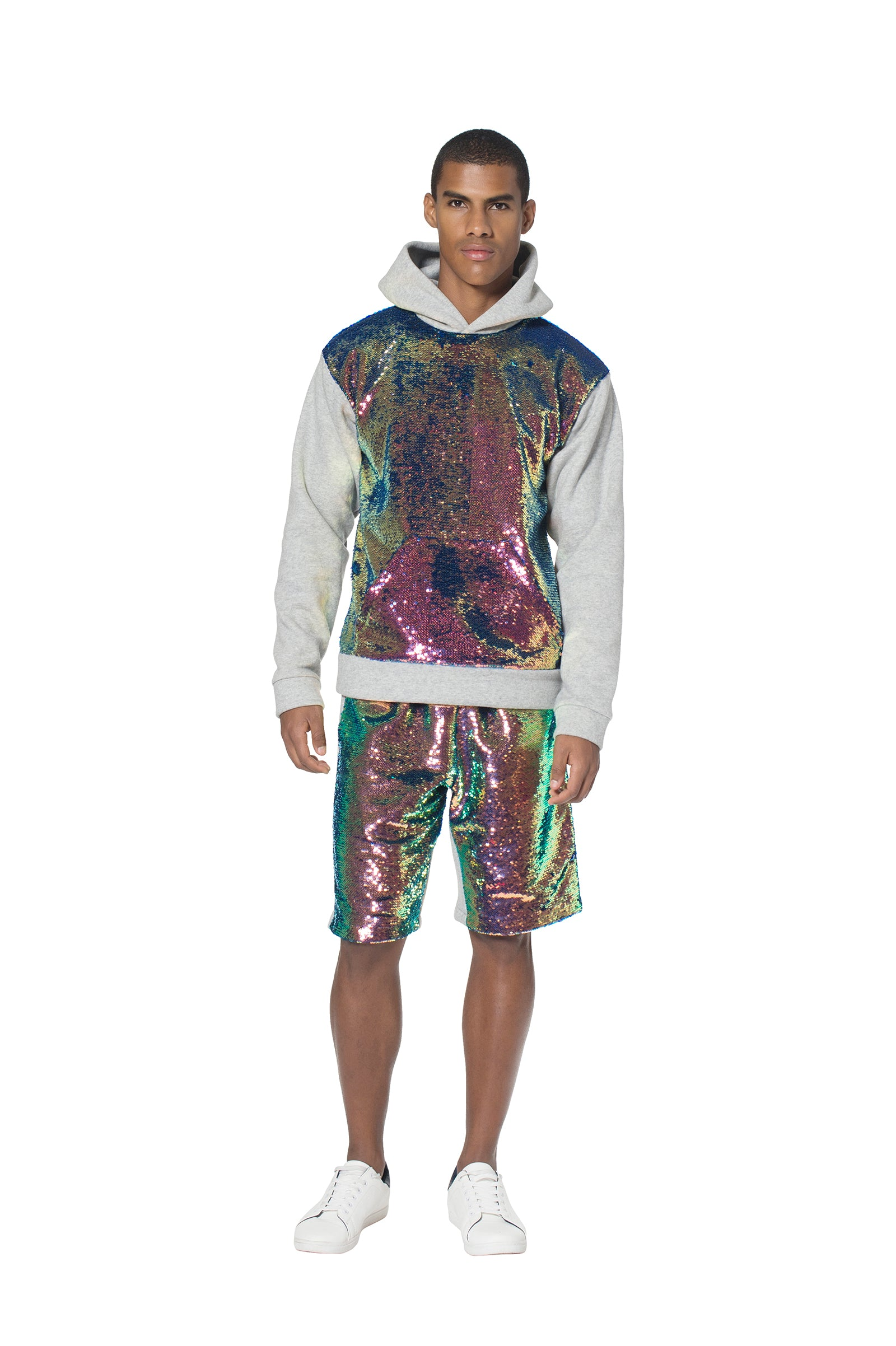 ROSSINI RHAPSODY HOODED SWEATSHIRT
