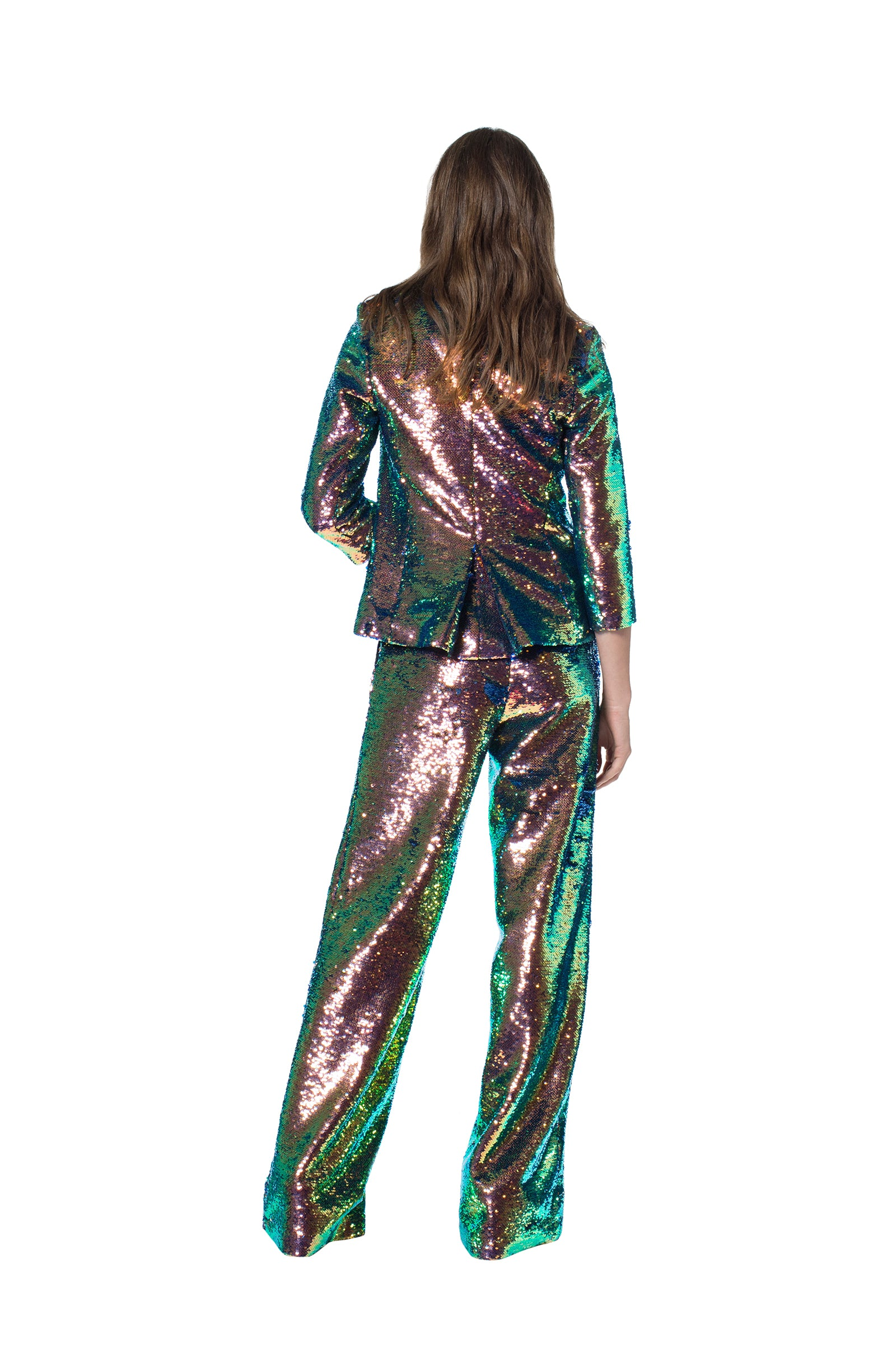 ROSSINI RHAPSODY SEQUIN BLAZER