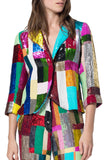 """HAVE YOU EVER?"" SEQUIN BLAZER - Women's Jackets & Coats - Libertine"