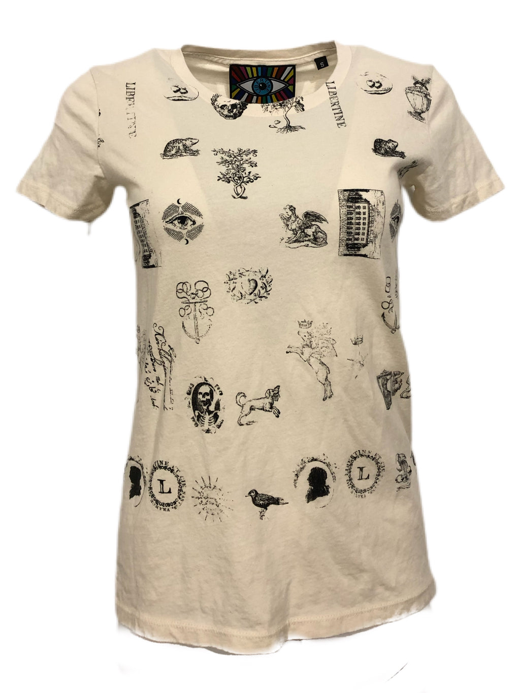 Libertine Short Sleeve T-Shirt - Spring 2021 - Libertine