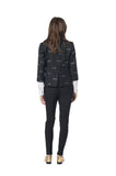 """EDITH HEAD SAFETY PIN"" BLAZER - Women's Jackets & Coats - Libertine"