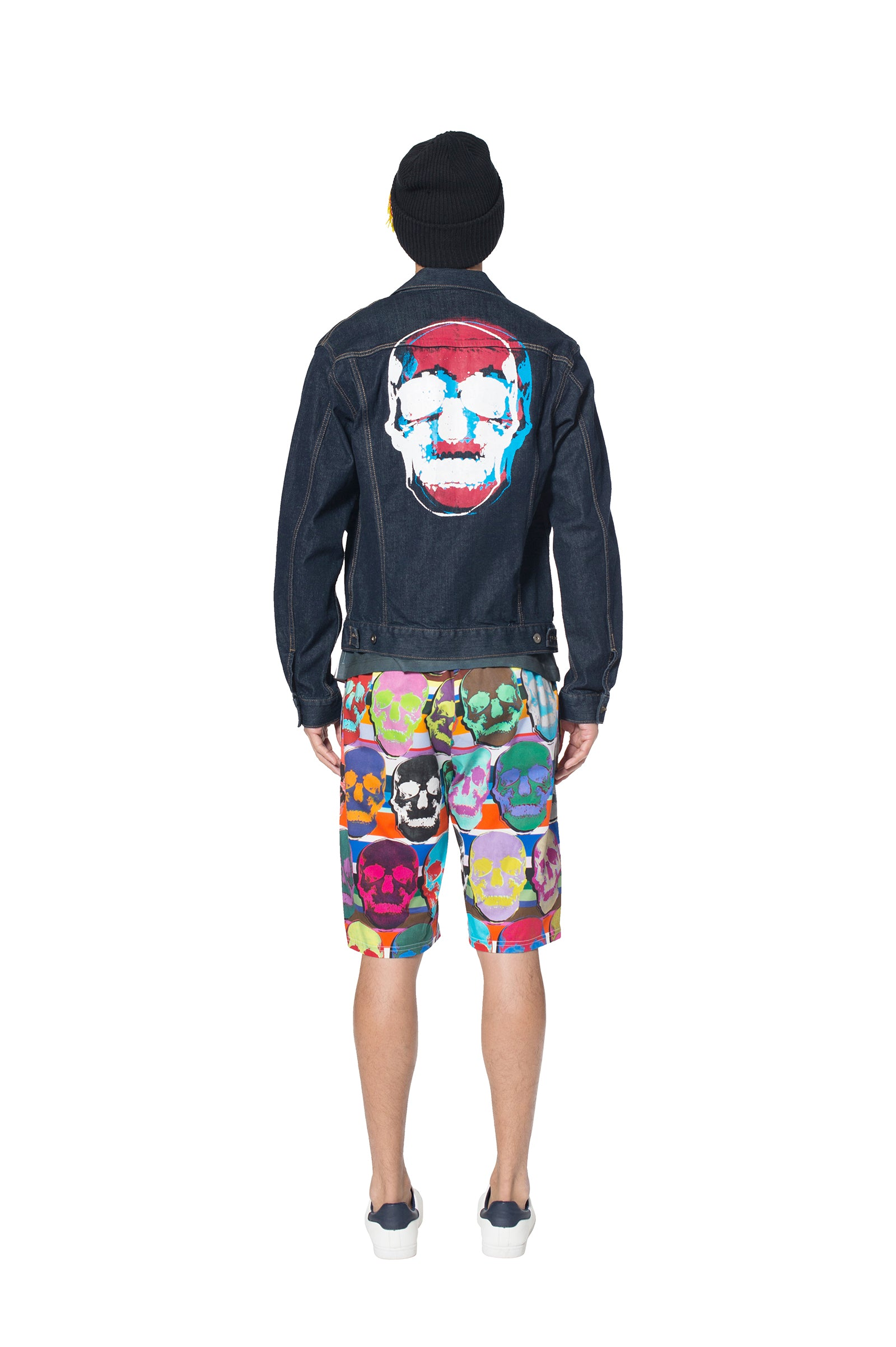 """OG SKULL"" DENIM JACKET"