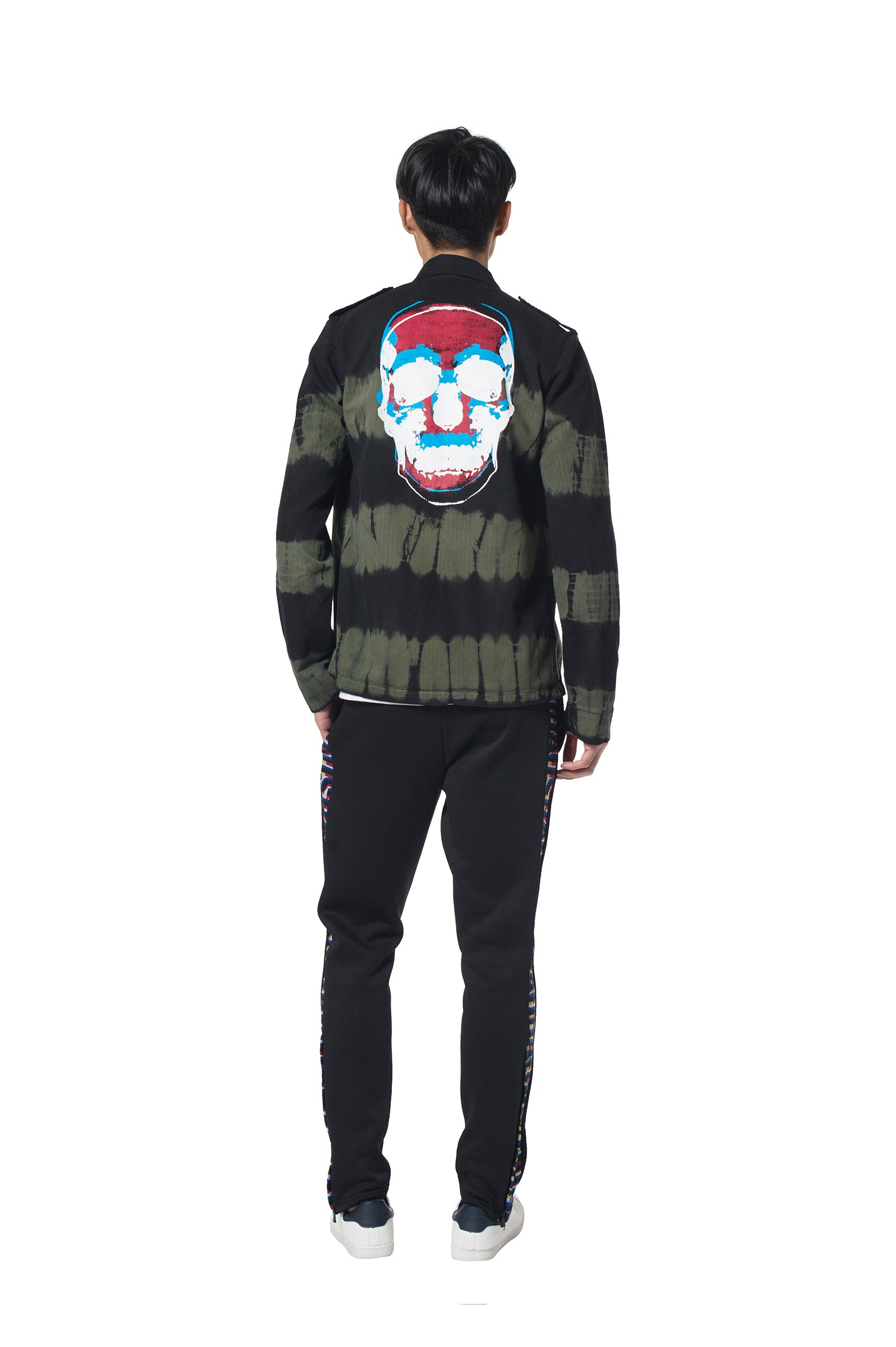 OG SKULL FRENCH MILITARY JACKET