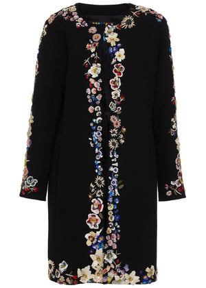 "''EDITH PIAF"" DUSTER COAT - Women's Jackets & Coats - Libertine"