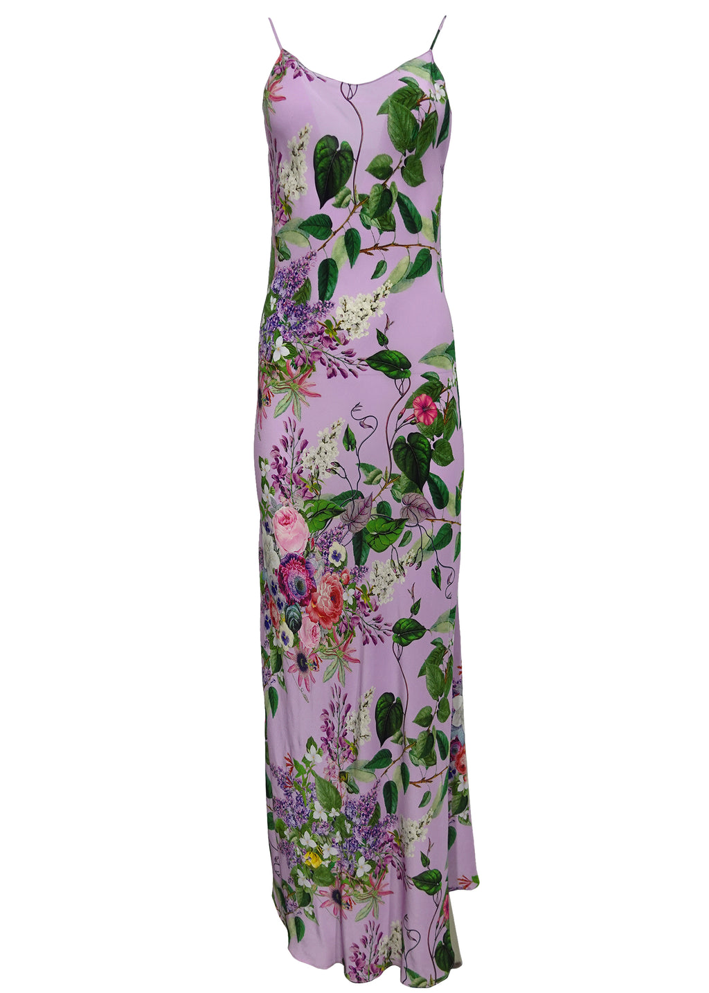 'HAMISH FLORAL' LONG SLIP DRESS - Women's Dresses - Libertine