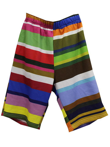 """HOTEL DU CAP"" MULTI STRIPE SHORTS - Men's Bottom's - Libertine"