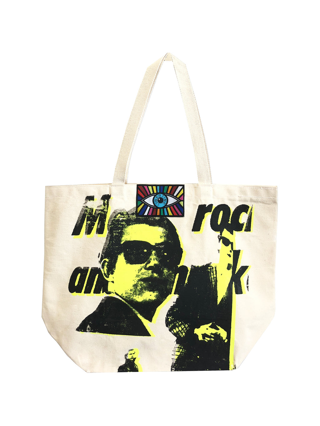 """MOD"" CANVAS TOTE BAG -  - Libertine"
