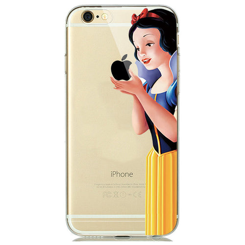 Snow White Cartoon iPhone Case