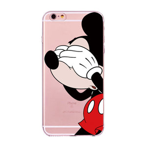 Mickey Cartoon iPhone Case