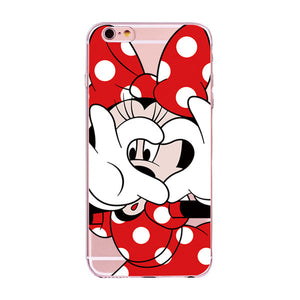 Minnie Cartoon iPhone Case