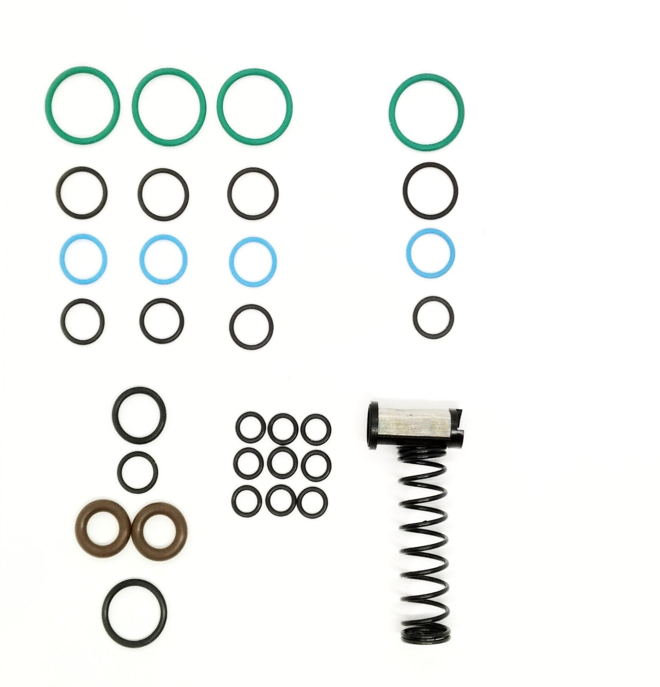 23427567719 Seal kit For BMW E46 E60 E63 E64 E85 330i 525i with SMG transmission