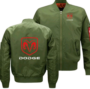 """Dodge"" Bomber Jackets"