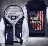 Jeep Fleece Jackets