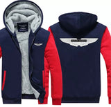 Aston Martin Fleece Jackets