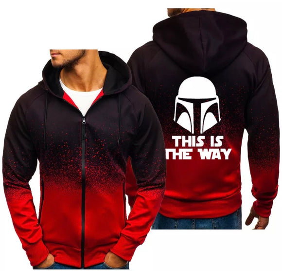 Mandalorian Light Hoodies
