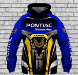 Pontiac Trans Am Light Hooded Jacket