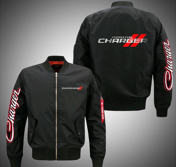 Dodge Charger Bomber Jackets