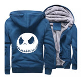 Jack Skellington Fleece Jackets