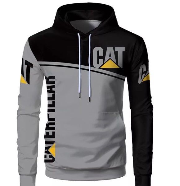 Caterpillar Light Hoodie