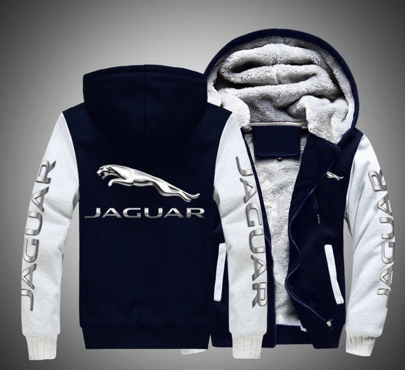 Jaguar Fleece Jackets