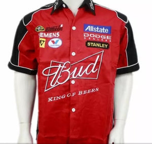 Budweiser Racing Shirts