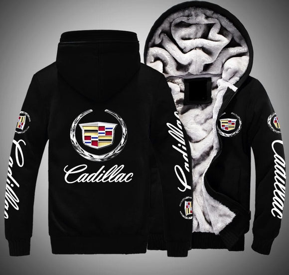 Cadillac Fleece Jackets