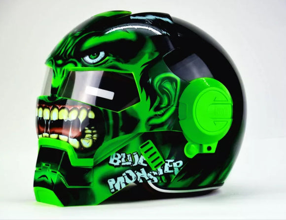 Masei Mad Monster Helmets (up to 25 inches circumstance)