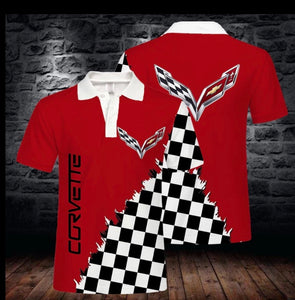 Corvette Polo Shirt