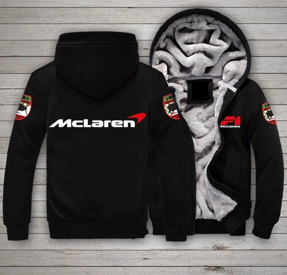 McLaren Fleece Jackets