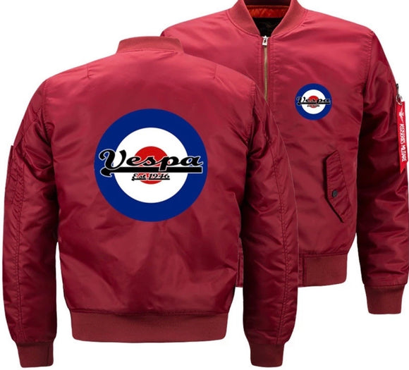 Vespa Bomber Jackets (Two Styles)