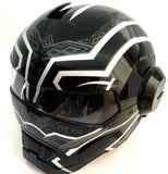 Black Panther Helmet (up to 25 inches circumstance)
