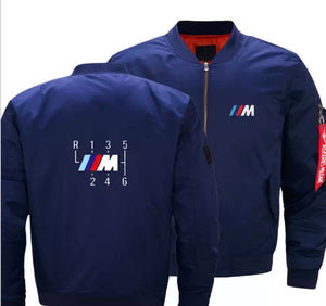 """BMW"" Bomber Jackets"