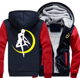 Sailor Moon Fleece Jackets