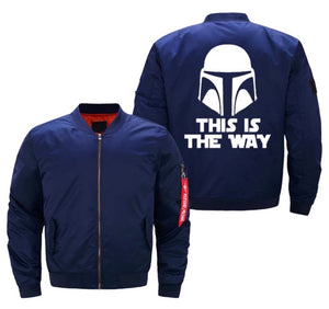 """This is The Way"" Bomber jackets"