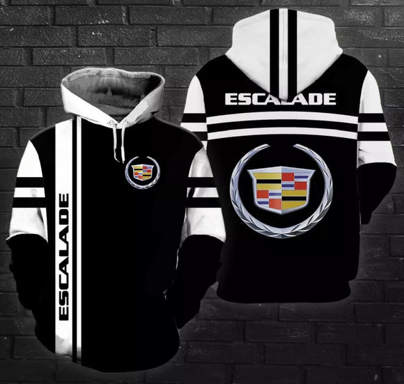 Cadillac Escalade Light Hooded Jacket