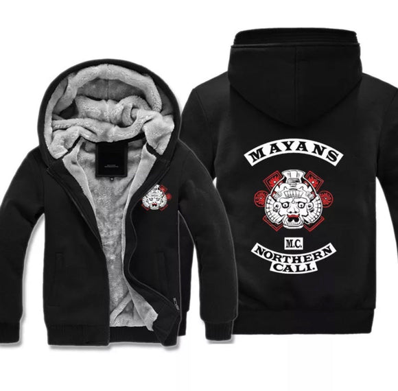 Mayans Fleece Jackets