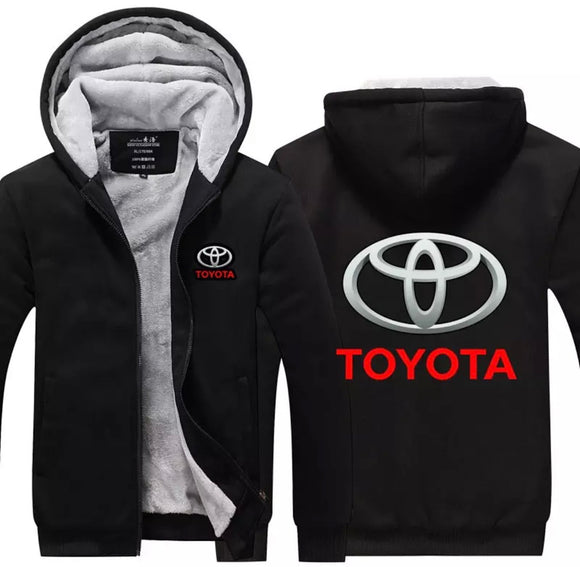 Toyota Fleece Jackets