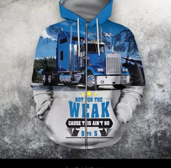 Diesel Truck Light Hoodies