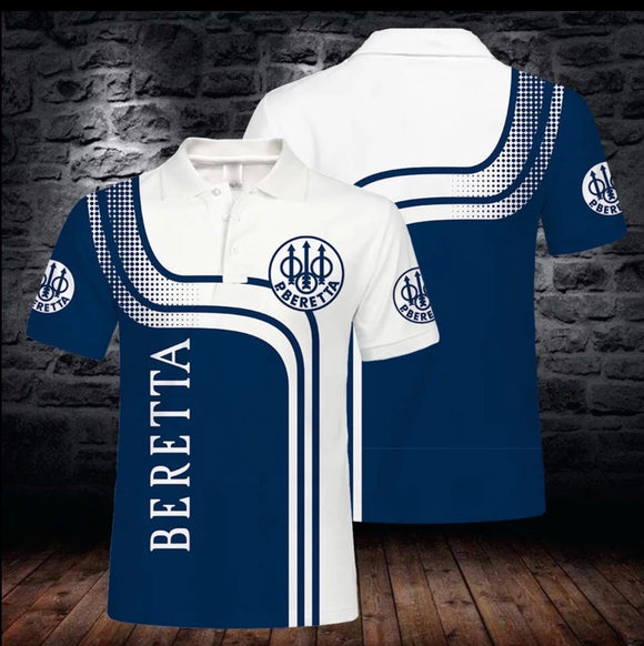 Beretta Polo Shirts (light and thin)