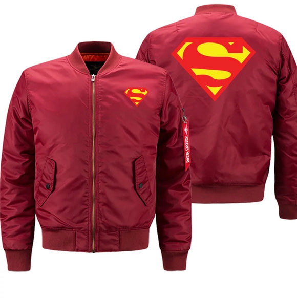 Superman Bomber jackets (up to 52.7 inch)