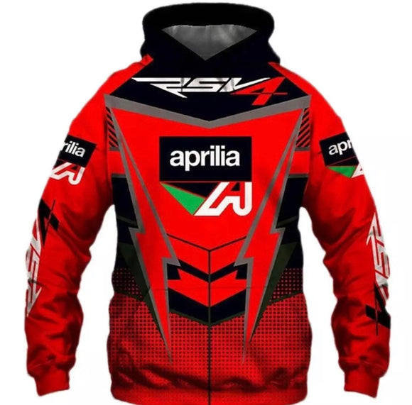 Aprilia Light Hooded Jacket