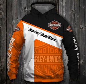 Harley Davidson Light Hooded Jacket