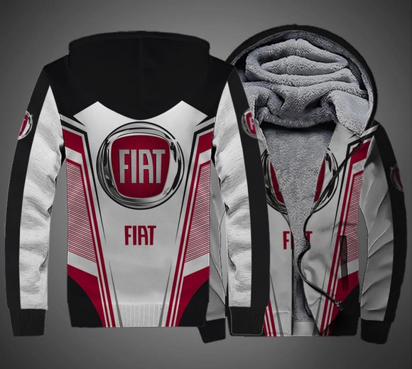 Fiat Jackets (fleece or bomber)