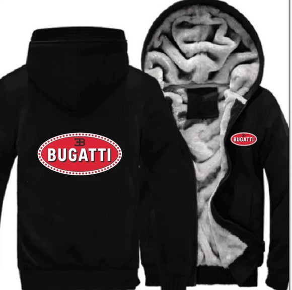 Bugatti Fleece Jackets (shipping delays)
