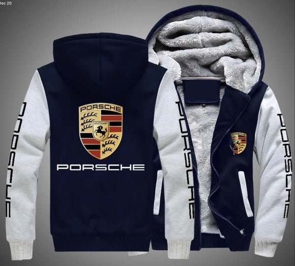 Porsche Fleece Jackets