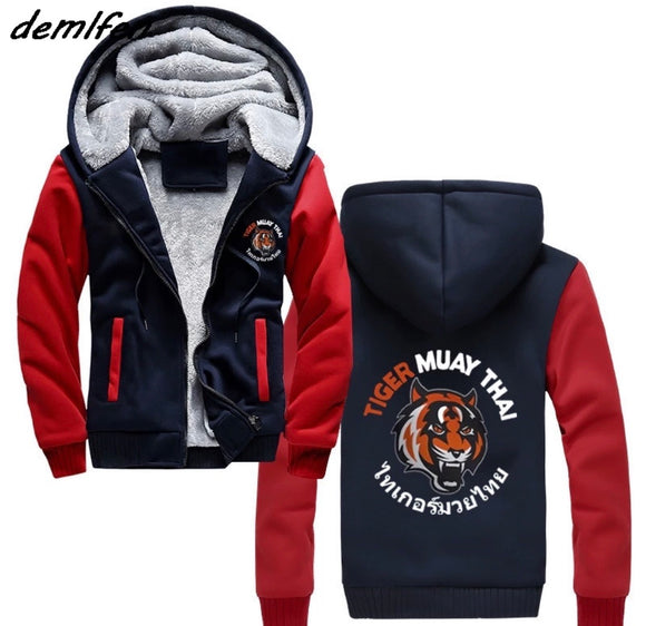 Muay Thai Fleece Jackets